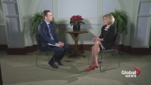 Year-end interview with Premier Notley: carbon tax and the economy